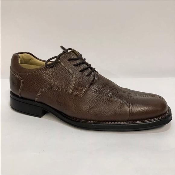 37a76fb9dc Belvedere Shoes   Bay Bridge Brown Lace Up Oxfords   Poshmark
